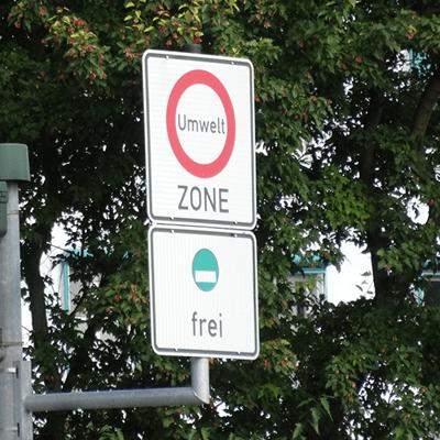 Umwelt Zone Frei