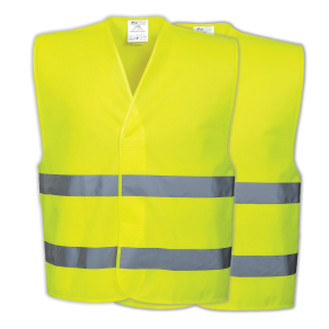 Fluorescerend Veiligheidsvest (2 stuks)